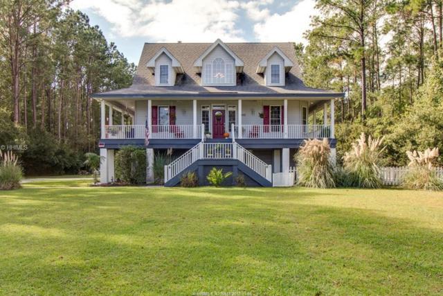 460 Broadview Drive, Ridgeland, SC 29936 (MLS #370822) :: Collins Group Realty