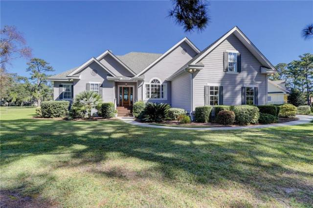 75 Toppin Drive, Hilton Head Island, SC 29926 (MLS #370900) :: RE/MAX Island Realty