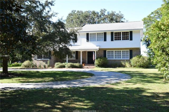 71 Sunset Boulevard, Beaufort, SC 29907 (MLS #372130) :: RE/MAX Coastal Realty