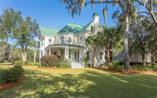 106 Coosaw Club Drive, Beaufort, SC 29907 (MLS #372477) :: Collins Group Realty