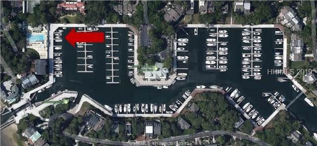 A-12 Windmill Harbour Marina, Hilton Head Island, SC 29926 (MLS #374620) :: Luxe Real Estate Services