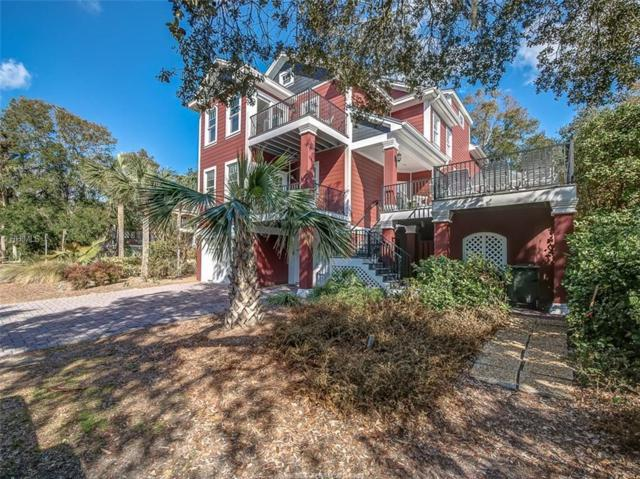 1 Curlew Road, Hilton Head Island, SC 29928 (MLS #374821) :: Collins Group Realty