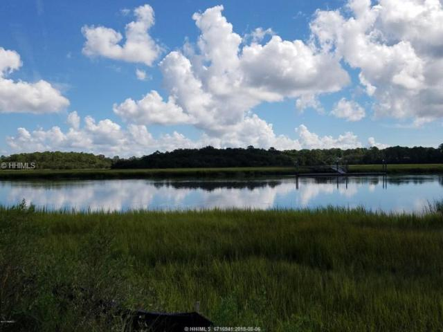 240 Warsaw Island Road, Saint Helena Island, SC 29920 (MLS #375263) :: RE/MAX Coastal Realty