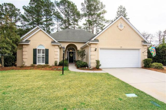 143 Pinecrest Drive, Bluffton, SC 29910 (MLS #375269) :: RE/MAX Island Realty