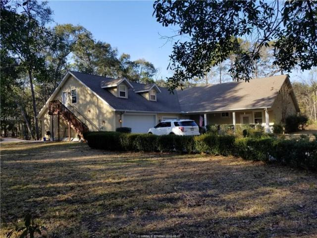 179 Sawmill Creek Road, Bluffton, SC 29910 (MLS #375433) :: The Alliance Group Realty