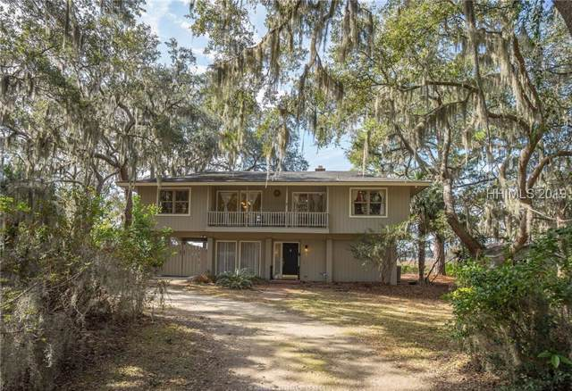 10 Oyster Catcher Road, Beaufort, SC 29907 (MLS #375530) :: RE/MAX Island Realty