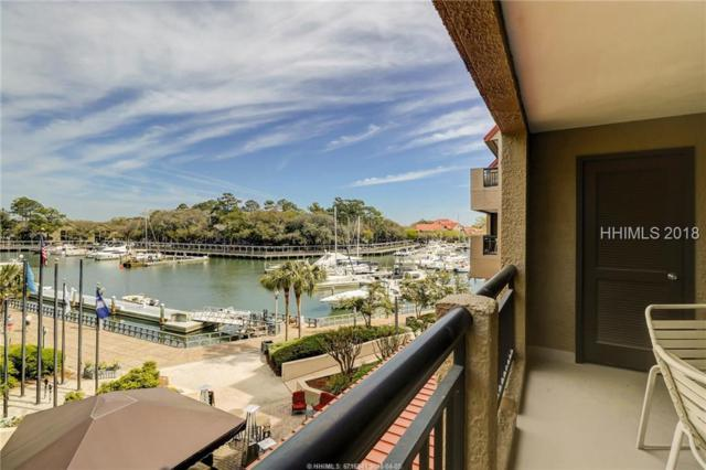9 Harbourside Lane 7323A, Hilton Head Island, SC 29928 (MLS #378476) :: The Alliance Group Realty