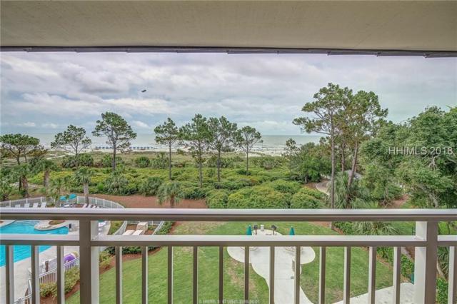 43 S Forest Beach Drive #418, Hilton Head Island, SC 29928 (MLS #378553) :: The Alliance Group Realty