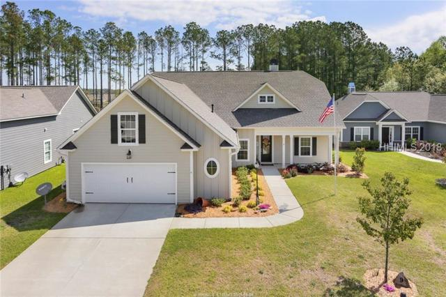 9 Stanton Court, Bluffton, SC 29910 (MLS #378696) :: Collins Group Realty