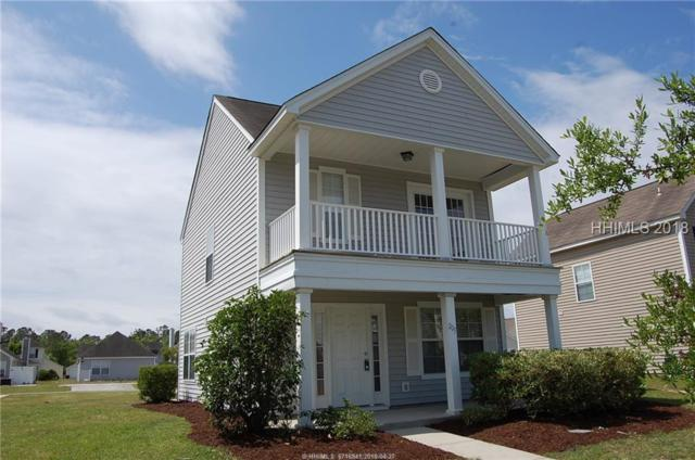 205 Student Union Street, Okatie, SC 29909 (MLS #379331) :: The Alliance Group Realty