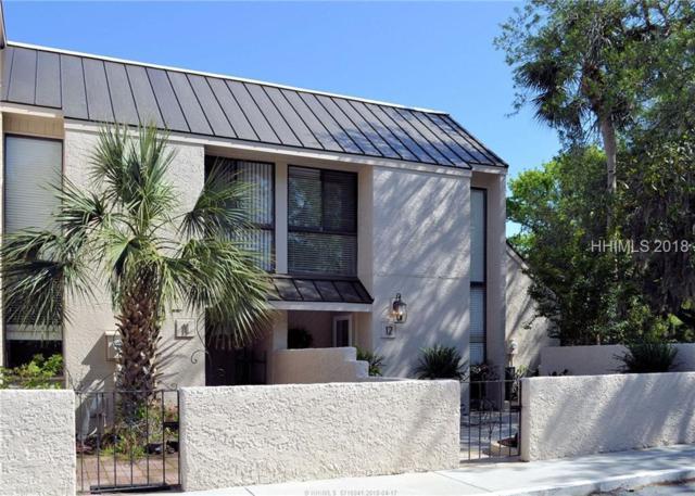 12 S Forest Beach Drive #11, Hilton Head Island, SC 29928 (MLS #379333) :: RE/MAX Island Realty