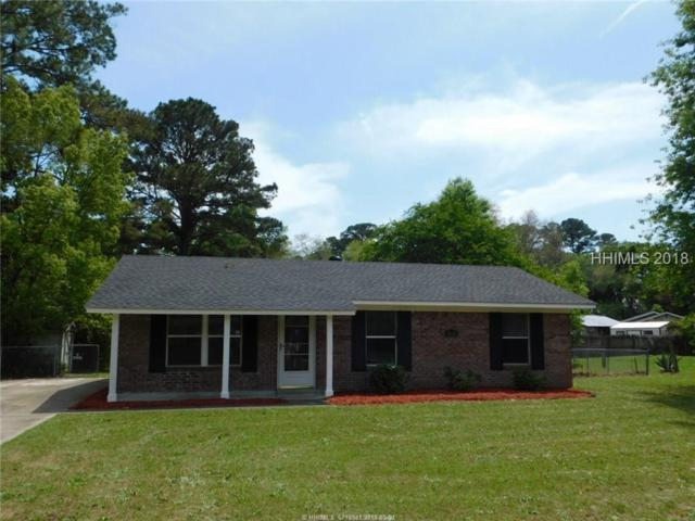 5614 Frederick Drive, Beaufort, SC 29906 (MLS #379787) :: RE/MAX Coastal Realty