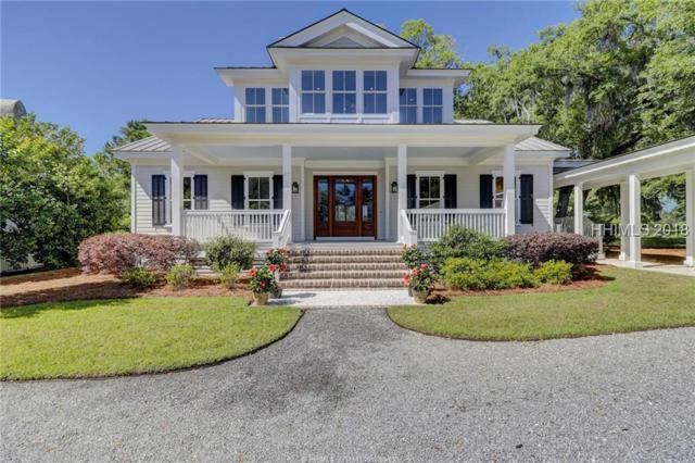 23 Carrier Bluff, Bluffton, SC 29909 (MLS #379847) :: Collins Group Realty