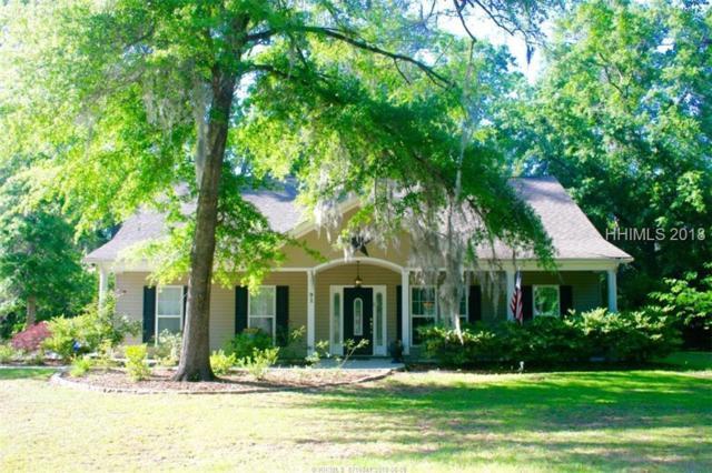 91 Oak Plantation Drive, Ridgeland, SC 29936 (MLS #381078) :: Collins Group Realty