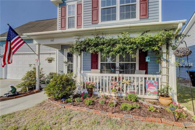 44 E Morningside Drive, Bluffton, SC 29910 (MLS #381139) :: The Alliance Group Realty