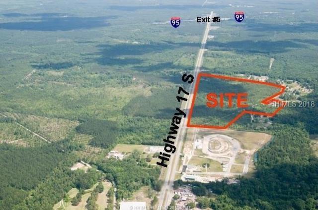 Speedway, Hardeeville, SC 29927 (MLS #382949) :: RE/MAX Island Realty