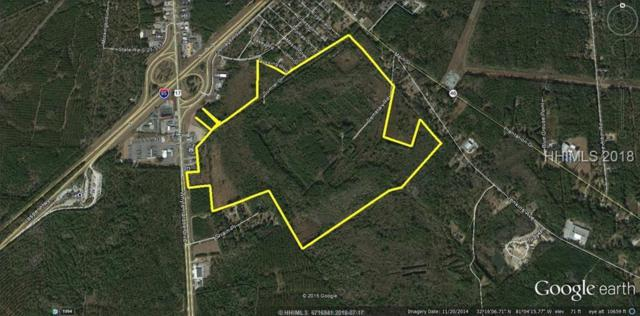 Speedway, Hardeeville, SC 29927 (MLS #382950) :: RE/MAX Coastal Realty
