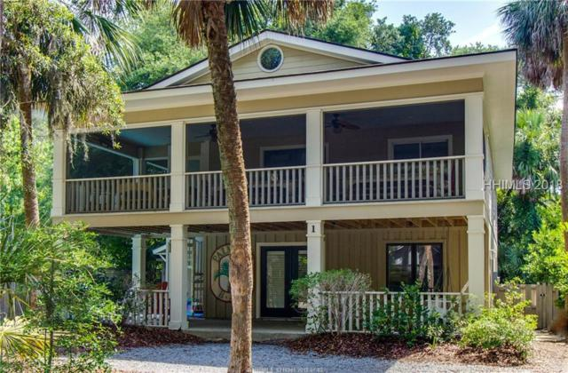 1 Bayberry Lane, Hilton Head Island, SC 29928 (MLS #383107) :: RE/MAX Coastal Realty
