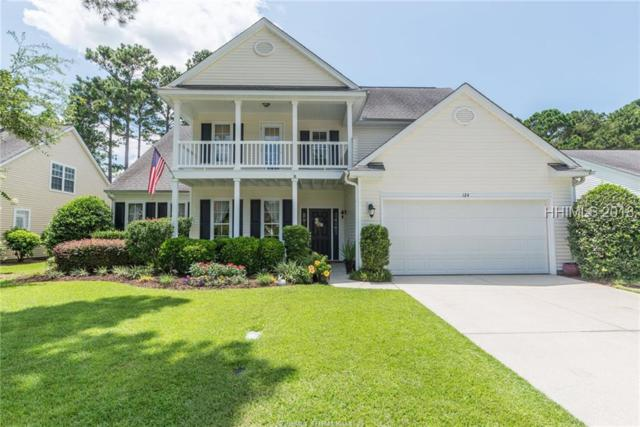 124 Pinecrest Drive, Bluffton, SC 29910 (MLS #383449) :: RE/MAX Coastal Realty