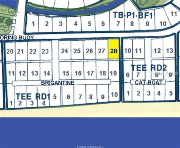 46 Mooring Buoy, Hilton Head Island, SC 29928 (MLS #383749) :: RE/MAX Island Realty