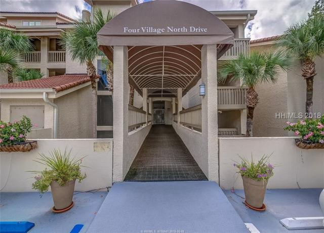 4 Village North Drive #41, Hilton Head Island, SC 29926 (MLS #385345) :: The Alliance Group Realty