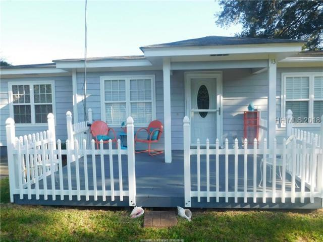 13 Marshland Road, Hilton Head Island, SC 29926 (MLS #385497) :: The Alliance Group Realty