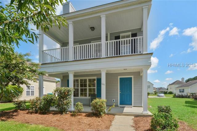 649 College Park Circle, Bluffton, SC 29909 (MLS #385565) :: RE/MAX Island Realty