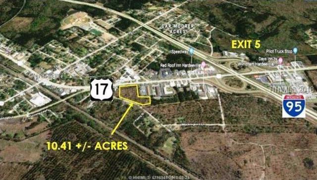 Whyte Hardee Blvd., Hardeeville, SC 29927 (MLS #385615) :: Beth Drake REALTOR®