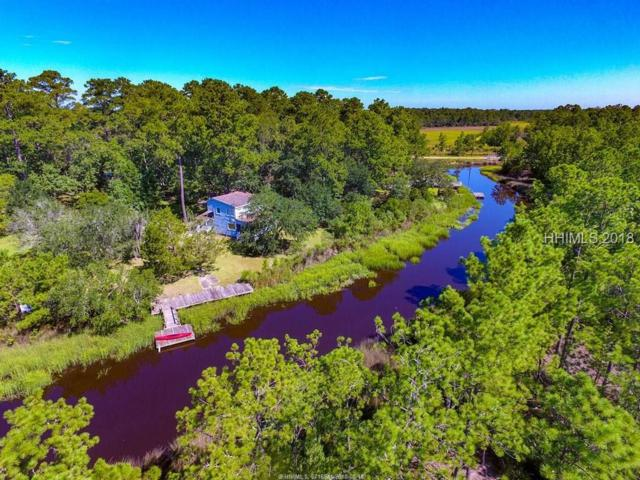 140 Sugar Loaf Lane, Yemassee, SC 29945 (MLS #385645) :: RE/MAX Island Realty