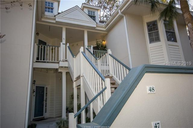 48 Spindle Lane #48, Hilton Head Island, SC 29926 (MLS #385928) :: The Alliance Group Realty