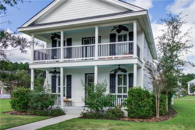 27 Shell Hall Drive, Bluffton, SC 29910 (MLS #386267) :: The Alliance Group Realty