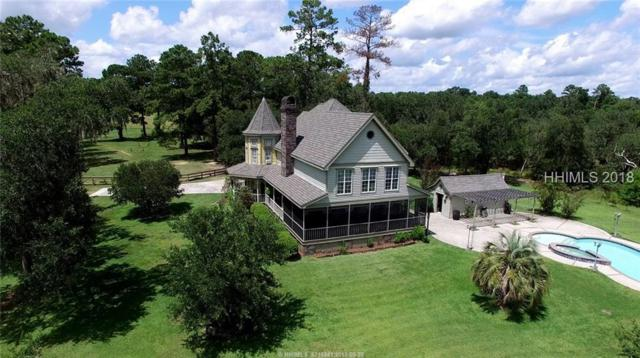 3770 Coosaw Scenic Drive, Ridgeland, SC 29936 (MLS #386468) :: RE/MAX Coastal Realty