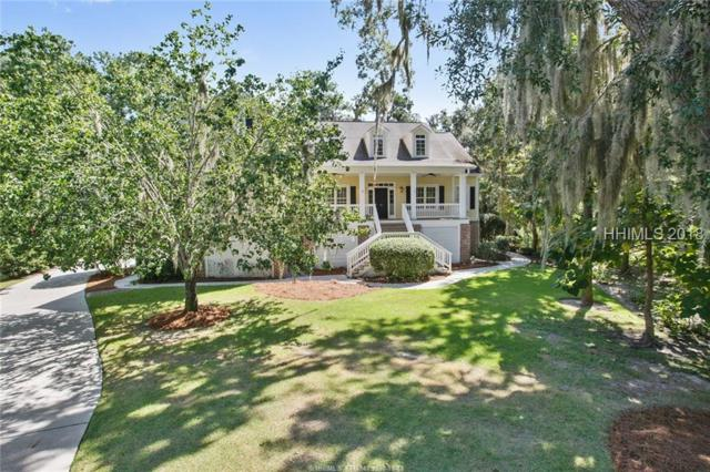 26 Carrington Point, Bluffton, SC 29910 (MLS #386690) :: Collins Group Realty