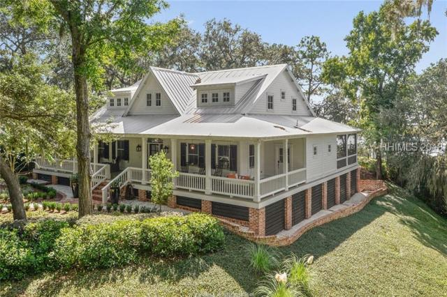 14 Settlers Cove, Beaufort, SC 29907 (MLS #386951) :: The Alliance Group Realty