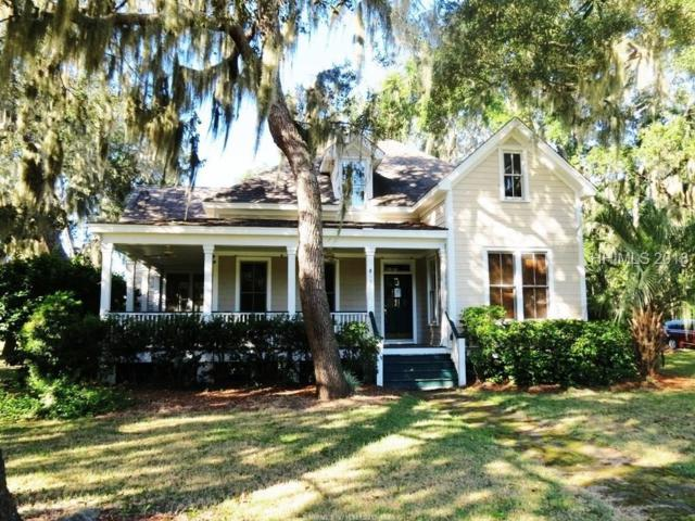 107 Coosaw Club Drive, Beaufort, SC 29907 (MLS #386956) :: Southern Lifestyle Properties