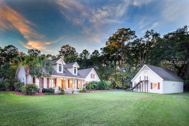 16 Rosebud Dr, Bluffton, SC 29910 (MLS #387189) :: Southern Lifestyle Properties