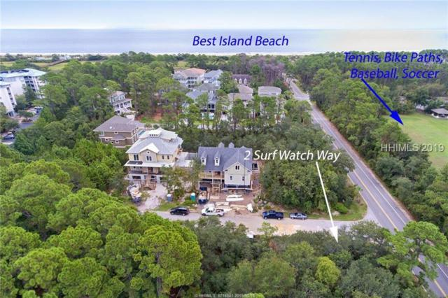 2 Surf Watch Way, Hilton Head Island, SC 29928 (MLS #387204) :: The Alliance Group Realty