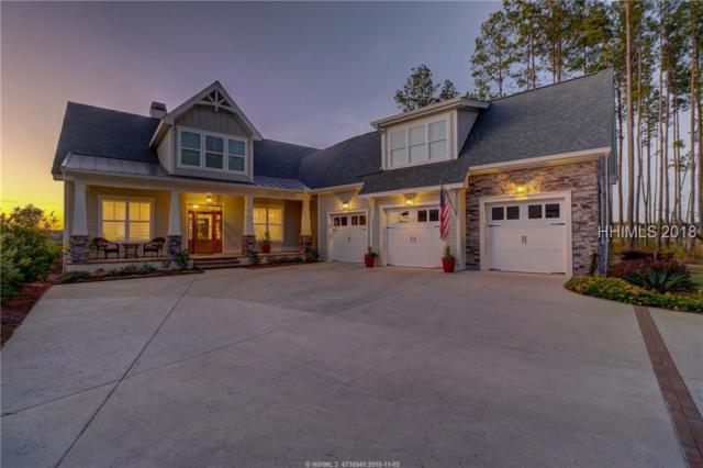 7 Reflection Point, Bluffton, SC 29910 (MLS #387612) :: Southern Lifestyle Properties