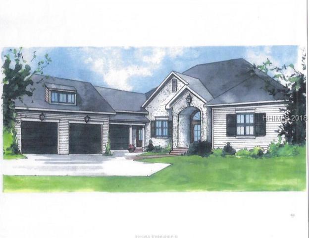 632 Flatwater Drive, Bluffton, SC 29910 (MLS #387893) :: Southern Lifestyle Properties