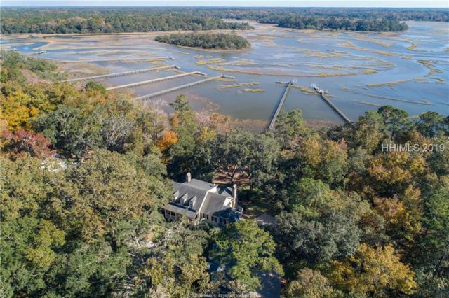 115 Bull Point Drive, Seabrook, SC 29940 (MLS #387948) :: Southern Lifestyle Properties