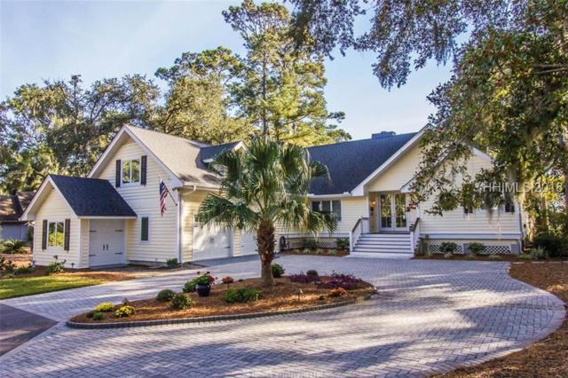 545 Island Circle E, Saint Helena Island, SC 29920 (MLS #387971) :: The Alliance Group Realty
