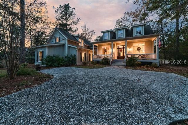 8 Island Creek Drive, Okatie, SC 29909 (MLS #388465) :: RE/MAX Coastal Realty