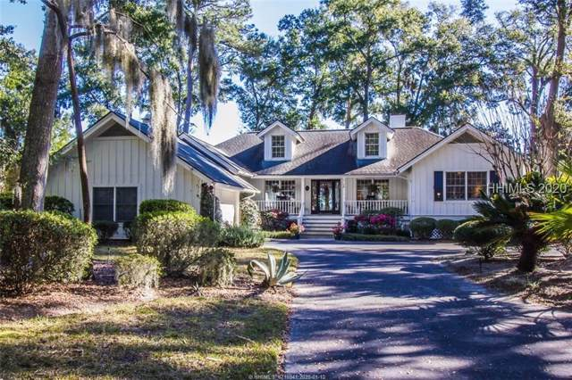 14 Doe Point, Saint Helena Island, SC 29920 (MLS #389041) :: The Sheri Nixon Team