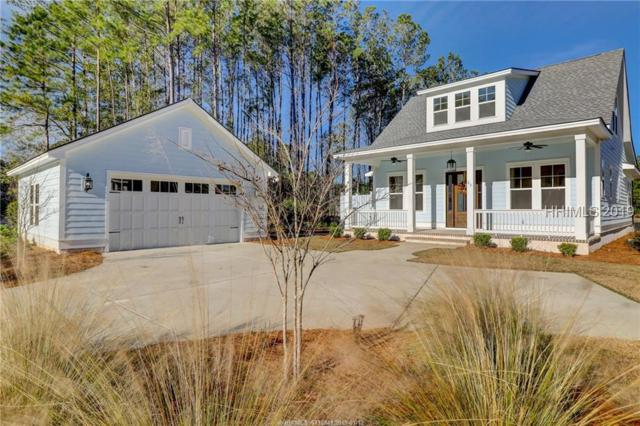 25 Blue Trail Court, Bluffton, SC 29910 (MLS #389087) :: RE/MAX Coastal Realty