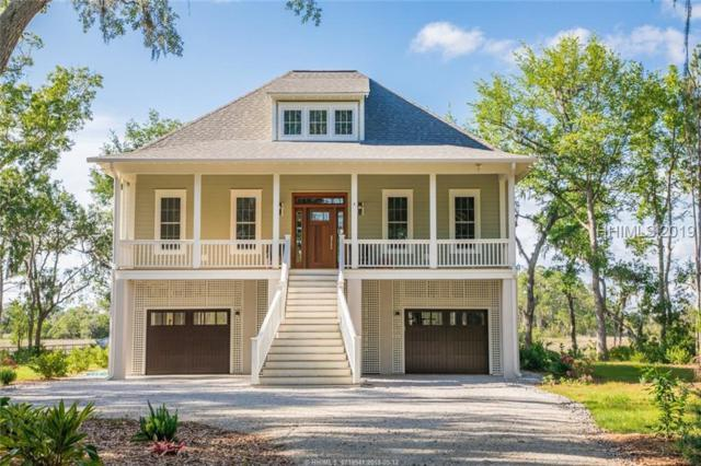 4 Front Street, Saint Helena Island, SC 29920 (MLS #389227) :: The Alliance Group Realty