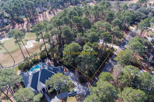 5 Annabella Lane, Hilton Head Island, SC 29926 (MLS #389309) :: Collins Group Realty