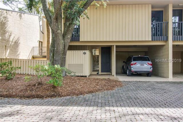 37 S Forest Beach Drive #17, Hilton Head Island, SC 29928 (MLS #389918) :: Beth Drake REALTOR®