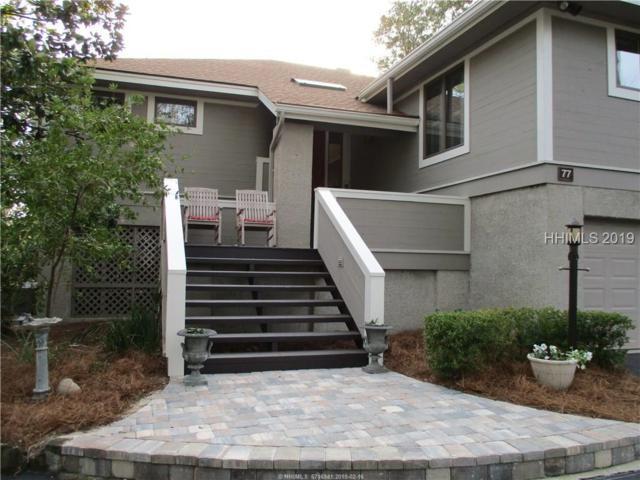 77 Deerfield Road, Hilton Head Island, SC 29926 (MLS #390145) :: The Alliance Group Realty