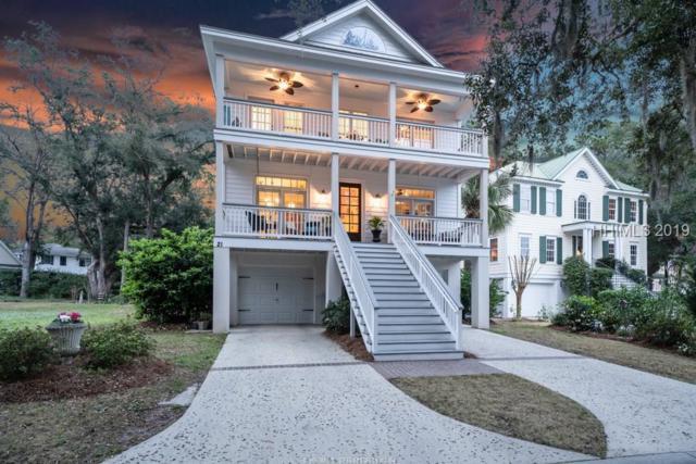 21 Mossy Oaks Lane, Hilton Head Island, SC 29926 (MLS #390446) :: Beth Drake REALTOR®