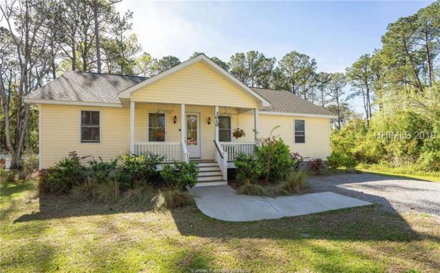 3010 Palmetto Ridge Street, Beaufort, SC 29906 (MLS #391527) :: RE/MAX Coastal Realty